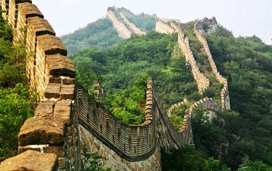 جاذبه های گردشگری چین ، دیوار بزرگ چین