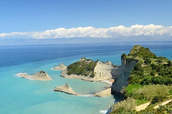 کورفو، یونان