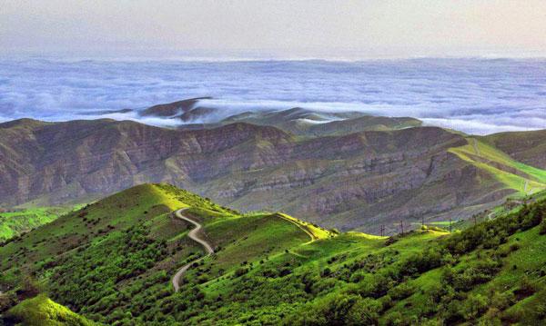 شهرستان کلیبر در استان آذربایجان شرقی