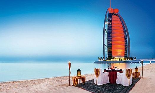 رستوران Majlis AL Bahar دبی