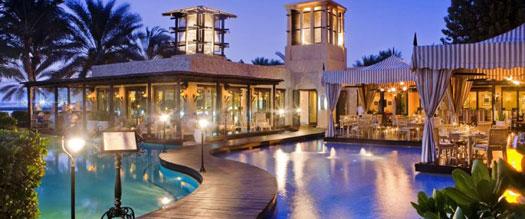 رستوران Eauzone دبی