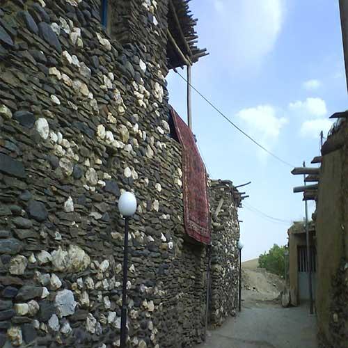 روستای ورکانه با 400 سال قدمت در همدان