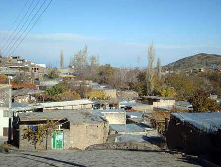 روستای ییلاقی و زیبای فردو