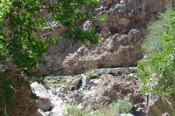 تمین ، بهشتی زیبا در سیستان و بلوچستان