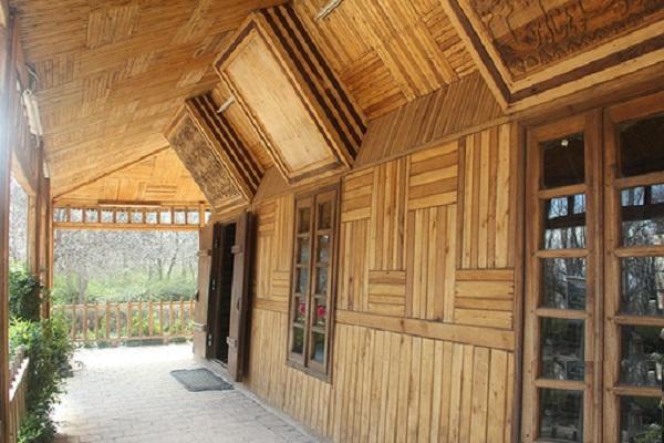 تنها مسجد چوبی جهان در ایران