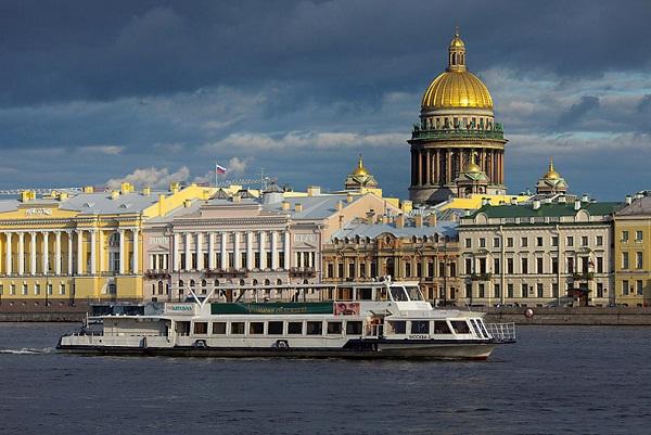 سنپترزبورگ بهترین مقصد توریستی اروپا شد