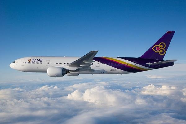 همکاری هواپیمایی تایلند با ایران از مهرماه 95 آغاز می شود