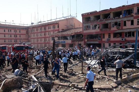 انفجار جدید بزرگ در شرق ترکیه