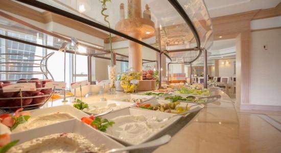رستوران کروت پالازا دبی