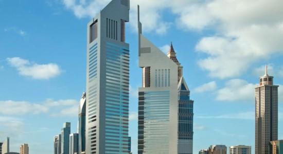 هتل کرون پالازا دبی Hotel Crowne Plaza