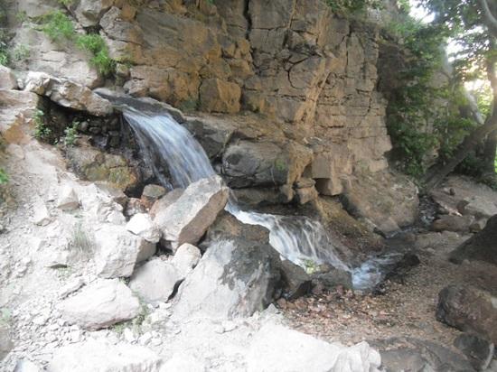اسفیدان ، بهشتی دیدنی در شمال خراسان