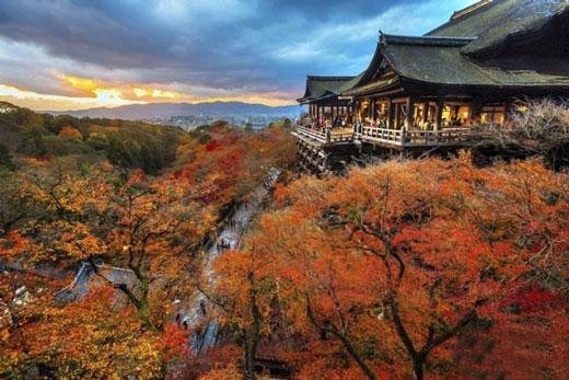 شهرهای دیدنی در فصل زیبای پاییز