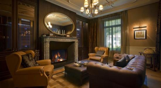 هتل Hotel Villa Honegg در سوییس