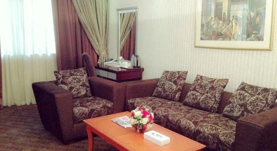 اتاق خواب های هتل ابجار دبی