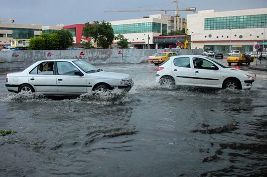 هشدار هواشناسی به وقوع سیلاب و اختلال در حمل و نقل
