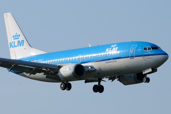قدیمی ترین ایرلاین جهان KLM پروازهای به ایران را آغاز کرد