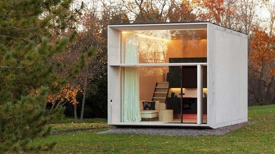 خانه ای که با خود همه جا میتوانید ببریدش