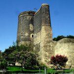 جاذبه های گردشگری باکو ، برج مایدن