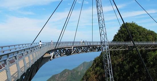 جاذبه های گردشگری لنکاوی ، تله کابین