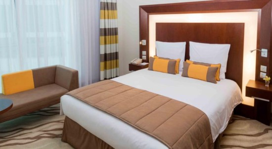 هتل نووتل البرشا دبی Hotel Novotel Al Barsha