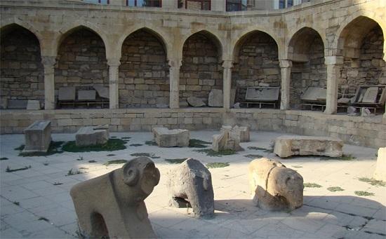 جاذبه های گردشگری باکو ، ایچری شهر