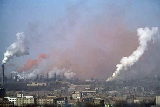 ایران از نظر آلودگی هوا چندمین کشور در جهان است ؟