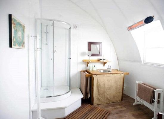 حمام این اقامتگاه