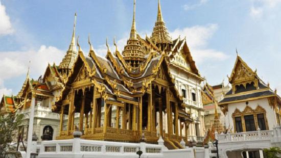 کاخ پادشاهی بانکوک ، جاذبه های گردشگری تایلند