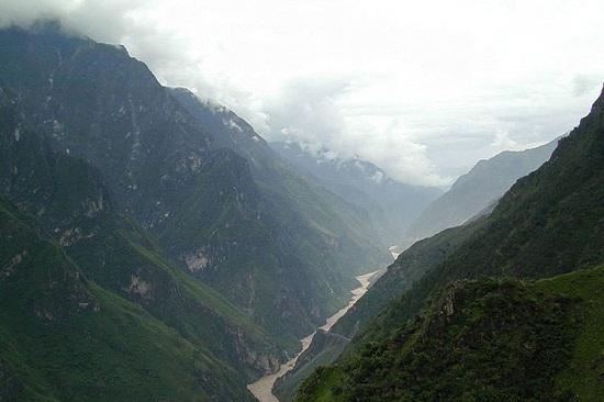 دره تایگر لیپینگ در کره