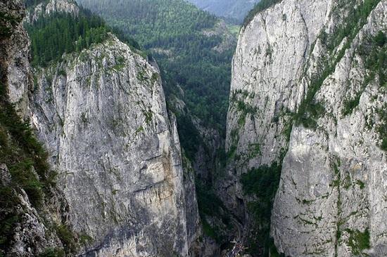 دره بیکاز در رومانی