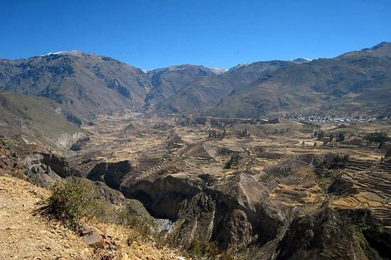 دره کولکا در پرو
