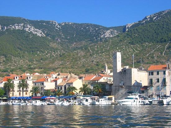 جزیره ای رویایی در کرواسی