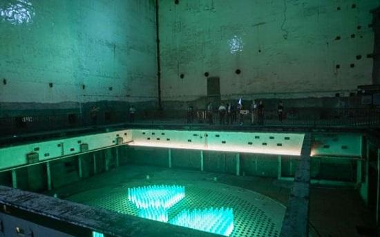 باز شدن مرکز هسته ای محرمانه چین بر روی عموم