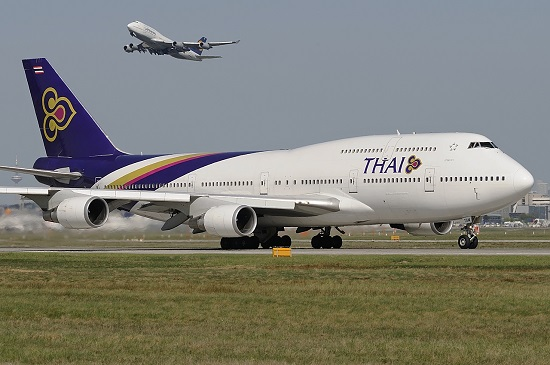 برقراری پرواز مستقیم بانکوک به تهران