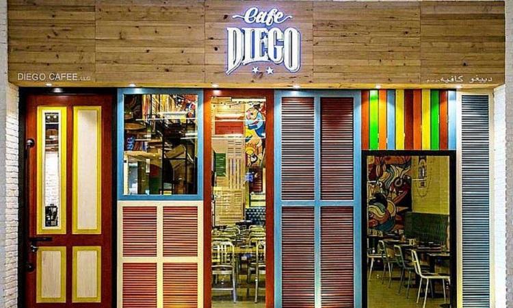 افتتاح کافه جدید مارادونا در ابوظبی