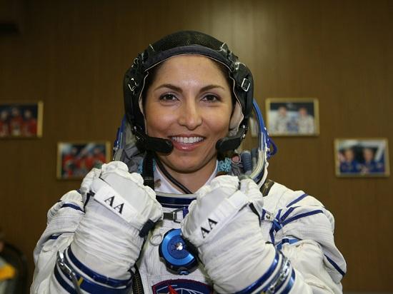 نخستین زن فضانورد ایرانی ، انوشه انصاری