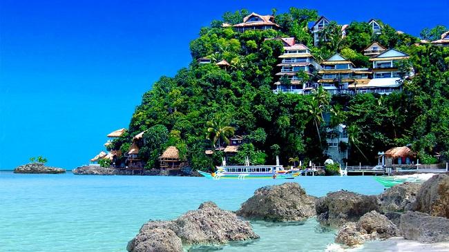 بوراکای ، جزیره ای رویایی در فیلیپین