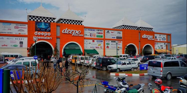 دیپو ، اوت لتی ارزان برای خرید در آنتالیا