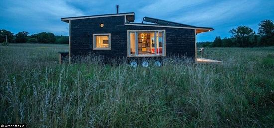 این خانه را می توانید هرجایی که می خواهید ببرید