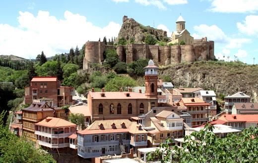 کاهش گردشگران ترکیه و رشد گردشگران گرجستان