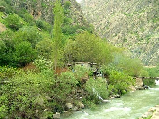 پالنگان ، روستایی منحصر به فرد در کردستان
