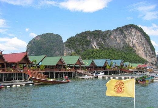 شهر KO PANYI در کشور تایلند