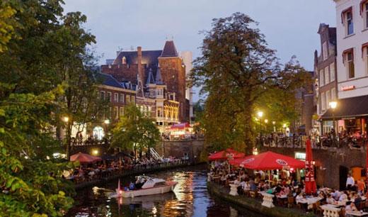 شهر UTRECHT در کشور هلند