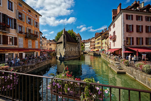 شهر ANNECY در کشور فرانسه