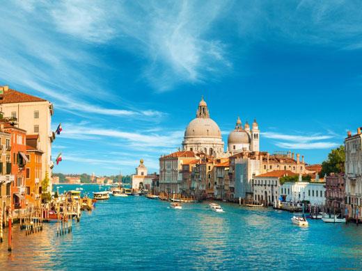شهر VENICE در کشور ایتالیا