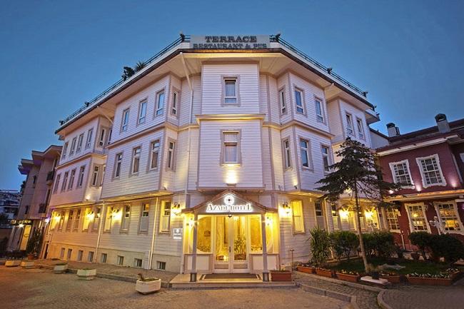 معرفی هتل های برتر در استانبول
