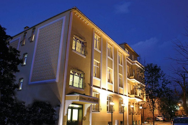برترین هتل های استانبول