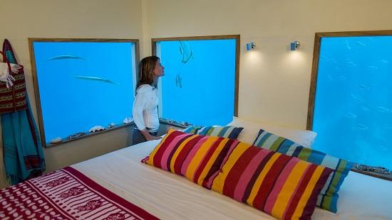 هتل مانتا رزورت ( Manta Resort)، جزیره پمبا، زنگبار