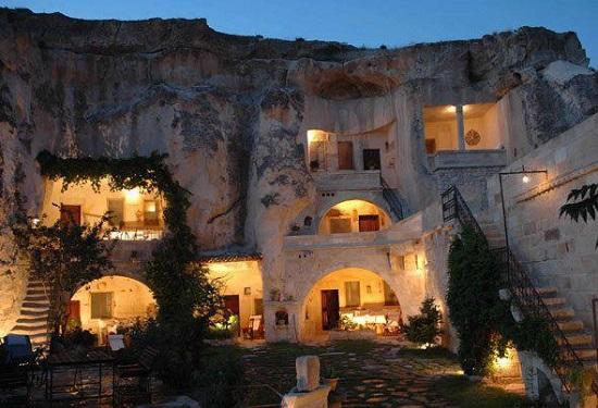غار کوکوپلی (Kokopelli's Cave) ، فارمینگتون، نیو مکزیکو