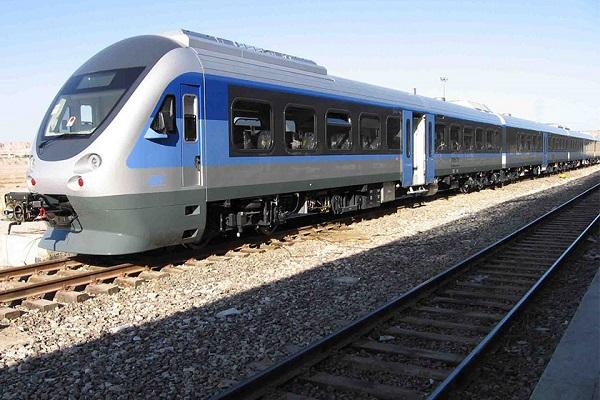 راه اندازی ترکیبی قطار تهران - کربلا